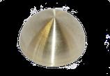 Messinghalbhohlkugel D = 110 mm | Bestell-Nr.: 622110K