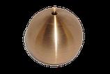 Kupferhohlkugel D = 120 mm | Bestell-Nr.: 619120K