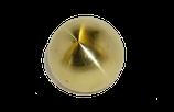 Messingmassivkugel D = 35 mm | Bestell-Nr.: 511035