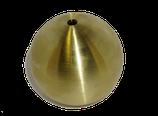 Messinghohlkugel D = 80 mm | Bestell-Nr.: 612080B5K