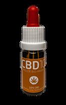NaturBlut 10% CBD Bio AromaHanföl 10ml