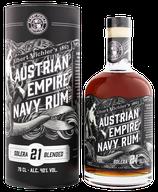 Austrian Empire Navy Rum 21 Jahre 0,7 Ltr.