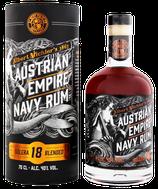 Austrian Empire Navy Rum 18 Jahre 0,7 ltr.