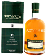 Summum 12 Jahre, Whisky Finish, Bodegas Oliver u Oliver, Dominikanische Republik, 0,7 ltr. 43% Alk.