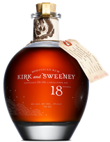 Kirk and Sweeny 18 J,  Dominikanische Republik 0,7 Ltr. 40% Alk.