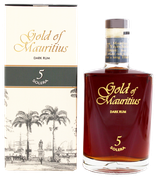 Gold of Mauritius 5 Jahre 0,7 ltr.