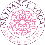 SKYDANCE YOGA EMBODIED ART ONLINE COURSE
