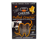 Dental Power Puffed Cracker  mit Hüttenkäse und Buchweizen