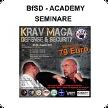 Krav Maga Defense & Security Seminar