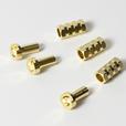 Motor Stecker/Buchsen Set 3,5mm