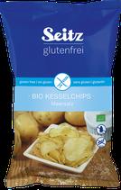 Seitz BIO-Kesselchips Meersalz 110 g