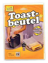 Toastbeutel 2 Stück