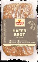Hammermühle Haferbrot, geschnitten  500 g