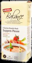 GEFRO 3- Sorten Suppen-Pause