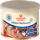Hammermühle Pfälzer Bratwurst 200 g
