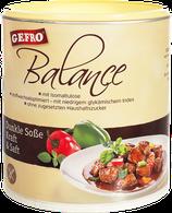 GEFRO Dunkle Sauce Kraft & Saft 350 g