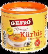 GEFRO Goumet Kürbis Cremesuppe 250 g