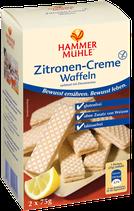 Hammermühle Zitronen-Creme Waffeln 150 g