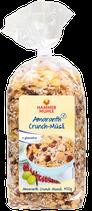 Hammermühle Amaranth Crunch-Müsli 400 g