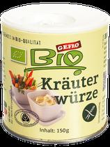 GEFRO BIO Kräuterwürze 150 g