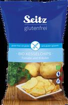 Seitz BIO-Kesselchips Tomate & Kräuter 110 g