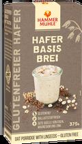 Hammermühle Glutenfreier Hafer Basis-Brei 375 g