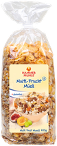Hammermühle Multi-Frucht Müsli 400 g