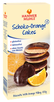 Hammermühle Schoko-Orange Cakes 100 g