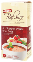 GEFRO Balance Suppen-Pause Tom Soja
