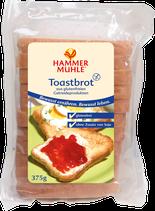 Hammermühle Toastbrot, geschnitten  375 g