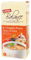 GEFRO Balance Suppen-Pause Taste of Asia