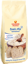 Hammermühle Back-Mix Körnerbrot 500 g