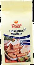 Hammermühle Haselnuss Waffeln 125 g