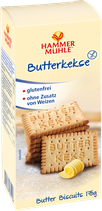 Hammermühle Vollmilch-Butterkeks 100 g