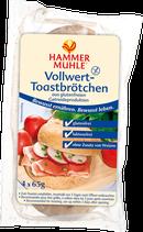 HM Vollwert-Toastbrötchen 4 x 65 g