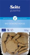 Seitz BIO Gewürz-Kekse  130 g