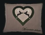 Kissen Mountain deluxe col.139
