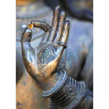 Postkaart From Buddha with love