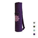 YOGA MAT BAG WITH MANDALA