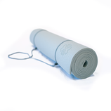 LOVE YOGA MAT - MINT - EXTRA DIK - 6MM