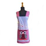 Funny Owl - Lilla