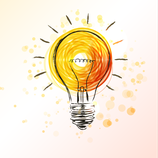 Individuelle Flaschenlampe