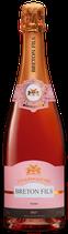 BRETON FILS Brut Rosé Champagne