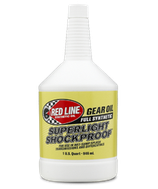 Redline Superlight ShockProof Gear Oil