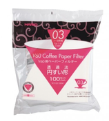 V60 Coffee Paper Filter 03 | white | 100 Stück