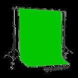 Greenscreen 2x3 Meter