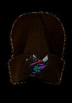 Moskitos Mütze schwarz