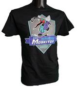 Moskitos T-Shirt mit Logo als Druck