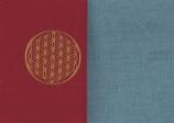 Energiekissen Rot + Schwedenblau