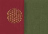 Energiekissen Rot + Moosgrün